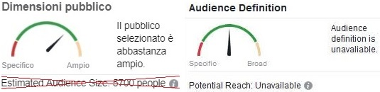custom audiences facebook numero persone 4